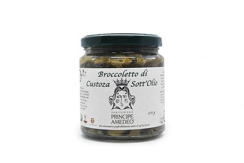 Broccoletto di  Custoza Sott'Olio - Principe Amedeo