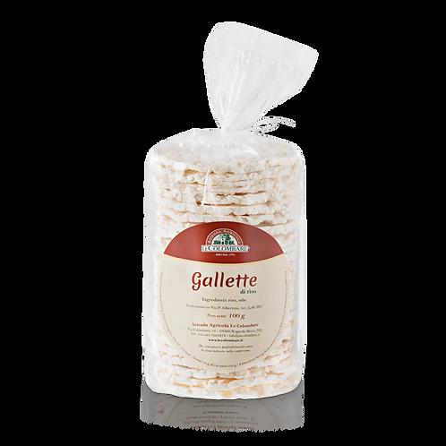 Gallette di riso - Le Colombare