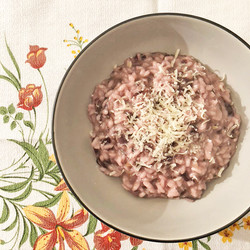 riso RADICCHIO- sapore in tavola