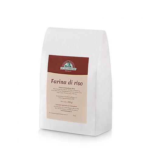 Farina di riso - Le Colombare