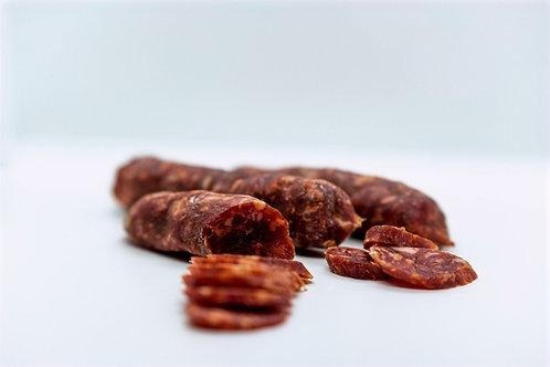 Salsicce di suino secche al peperoncino - Sella