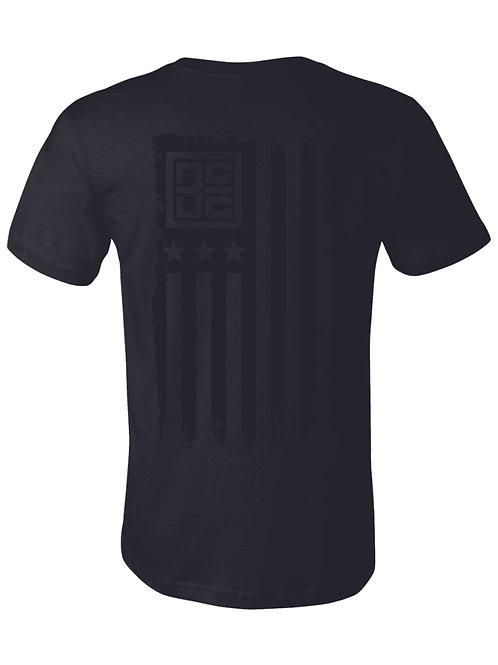 BCC Flag Tee (Black)