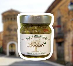 olive ammaccate - sapore in tavola