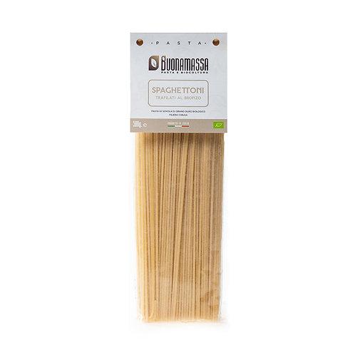 Spaghettone biologico - Buonamassa