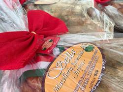 prosciutto artigianale - sapore in tavol