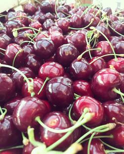 ciliegie - sapore in tavola