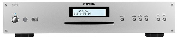 Rotel RCD-12 CD Player
