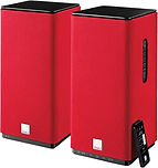 DALI kubik free with-xtra-speaker-red.jp