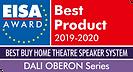 Logo - EISA Award-DALI-OBERON-Series.png