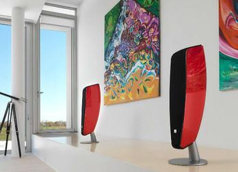 DALI Fazon F5 Gloss Red (Limited Edition)