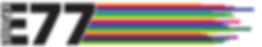 Logo - E77 v3 (Shorter, No tagline).png