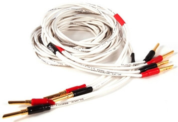 Black Rhodium Twist Speaker Cable (Per M)