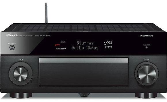 Yamaha RX-A1080 AV Receiver (Black)