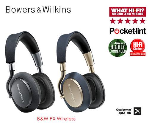 B&W PX Wireless Headphones