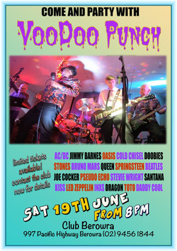 Vodoo Punch-19th May 2021-Berowra RSL