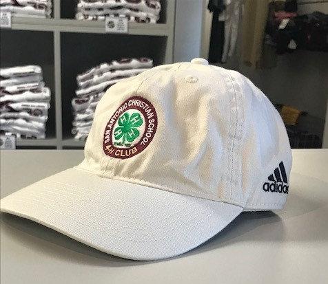 4-H Logo Hat (Puddy Color)