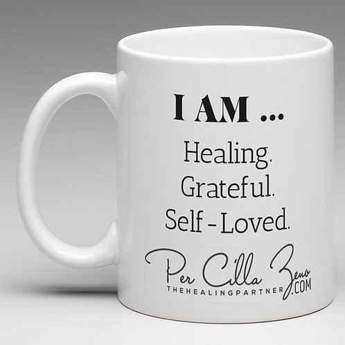 I AM Healing - Signature Mug