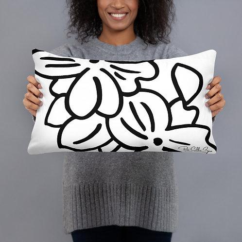 Floral Trio Pillow Signature Collection