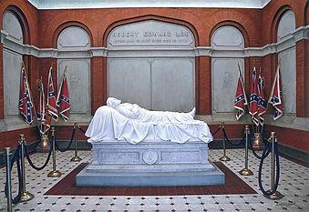 Robert E. Lee's Grave.JPG