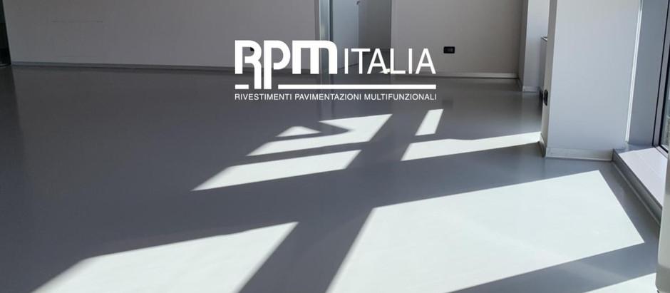 Aggiungere valore agli spazi con le resine RPM Italia
