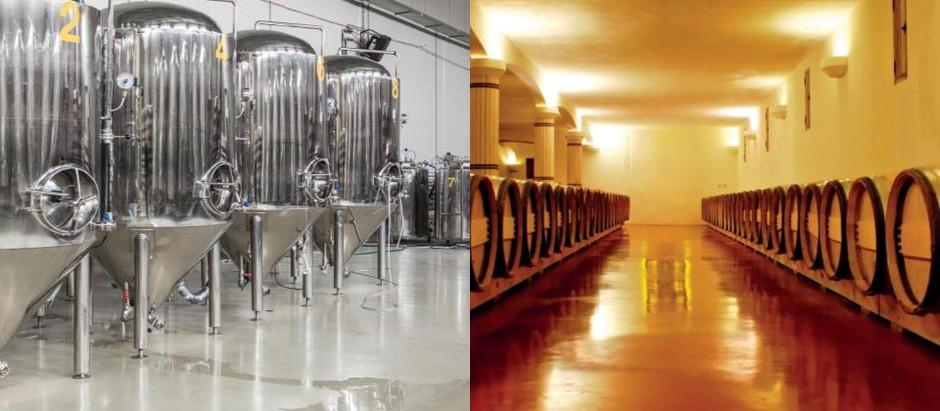 La resina: la soluzione perfetta per la tua azienda vitivinicola!