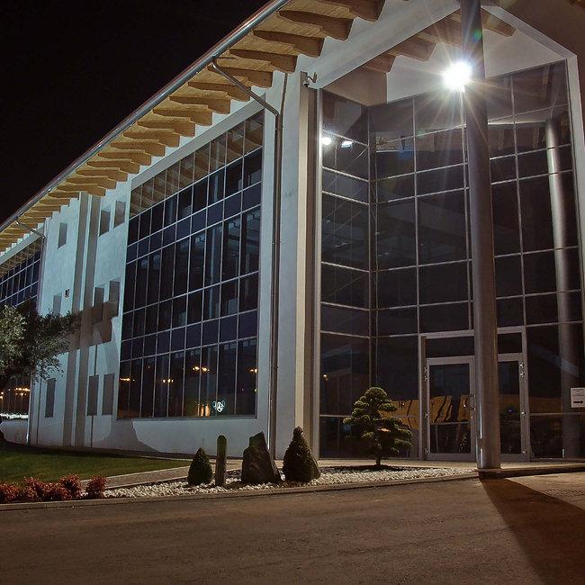 Sede principale RPM Italia con vetrate