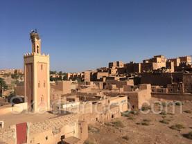 Voyage   Ouarzazate. Et sourire   Aux portes du désert sud-marocain