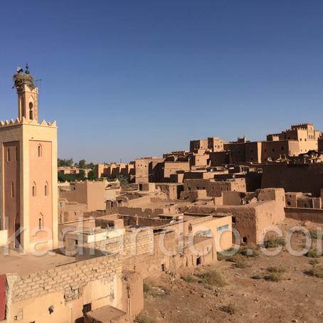 Voyage | Ouarzazate. Et sourire | Aux portes du désert sud-marocain