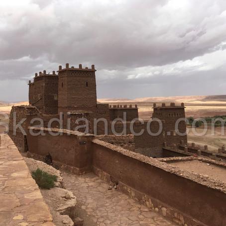 Voyage | Se balader dans le ksar d'Aït-Ben-Haddou, classé au patrimoine mondial de l'UNESCO | Maroc