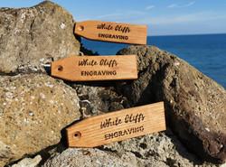 Bespoke Wooden Key Fobs