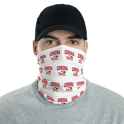 Corona and Chill Face Mask / Neck Gaiter