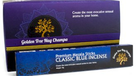 Golden Tree Nag Champa Incense