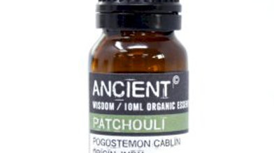 Patchouli Oil - Organic