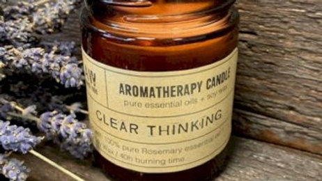 Clear Thinking Candle