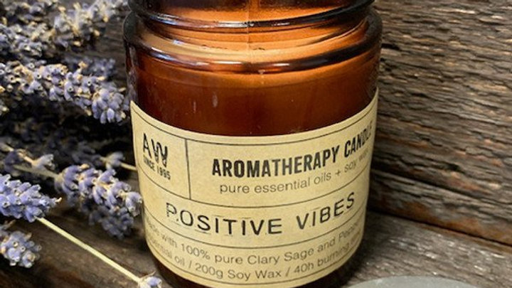 Positive Vibe Candle