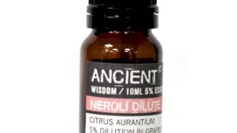 Neroli Diluted Essential Oil