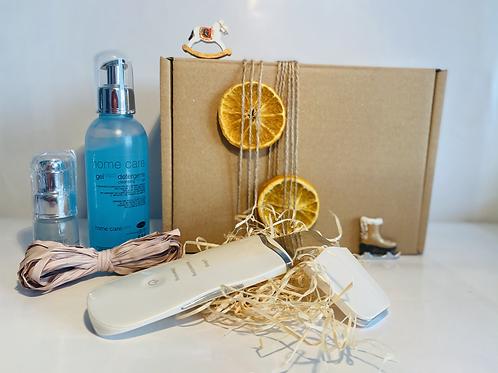 RENÉ D'ESSAY Vánoční balíček - čistící + špachtle