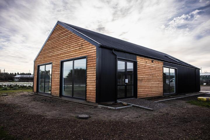 Sutton Community Farm Barn