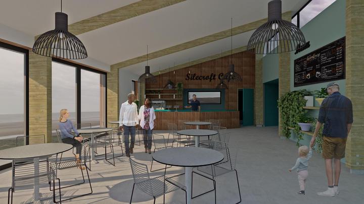Silecroft Beach Cafe