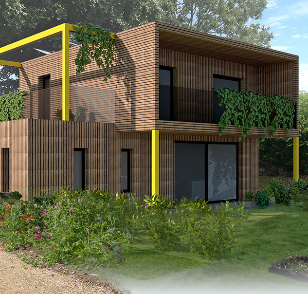 New Passivhaus Home