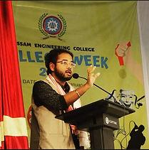 Mr. Bishaldeep Kakati