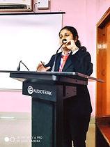 Ms. Anisha Sharma