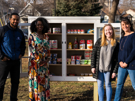 Boys & Girls Club of Lincoln is Feeding the Community One Food Pantry at a Time