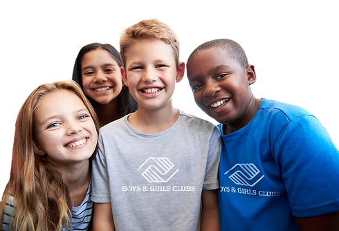 Boys and Girls Club members