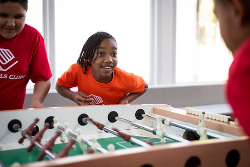 Boys & Girls Club Game Room