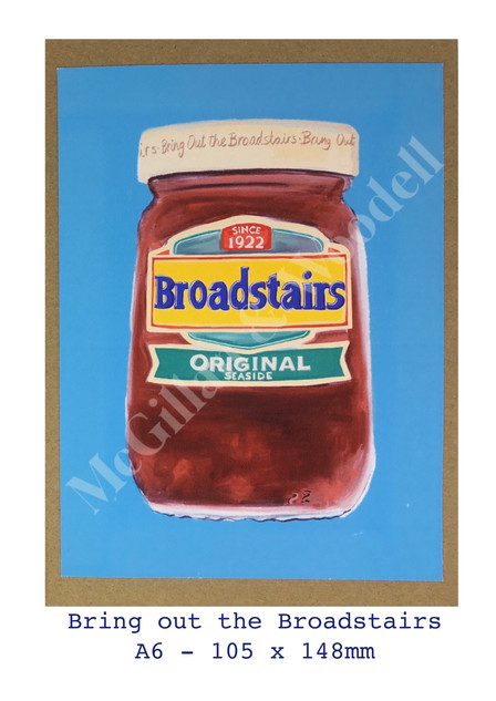 BRANSTON BROADSTAIRS