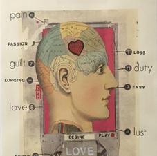 The Love Machine Never Lies - £325.00