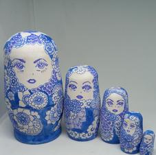 Russian Dolls - £250.00