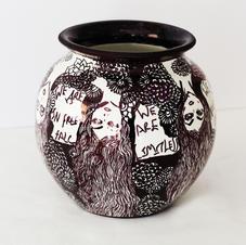 Vase - NOT FOR SALE