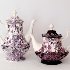 Teapots - NOT FOR SALE